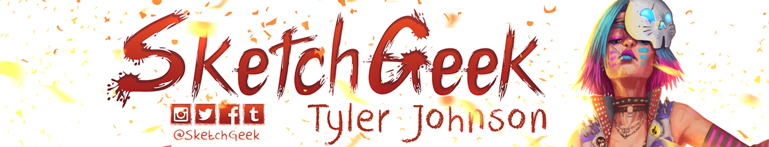 Tyler Johnson | Sketch Geek