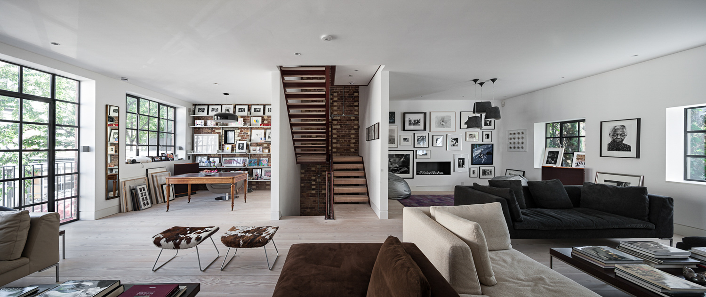 London Houses 3 — richard lewisohn photographer - architecture/interiors