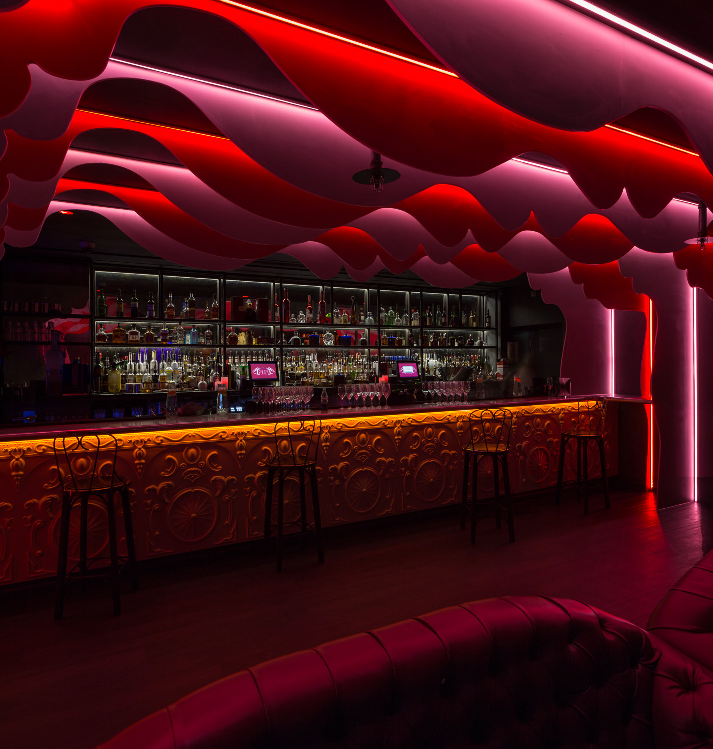Client Restaurant Bar Design Awards Architect Nick Leith Smith