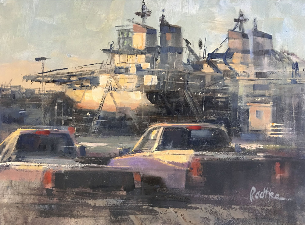 Calumet And Robert S Pierson 12 x 16