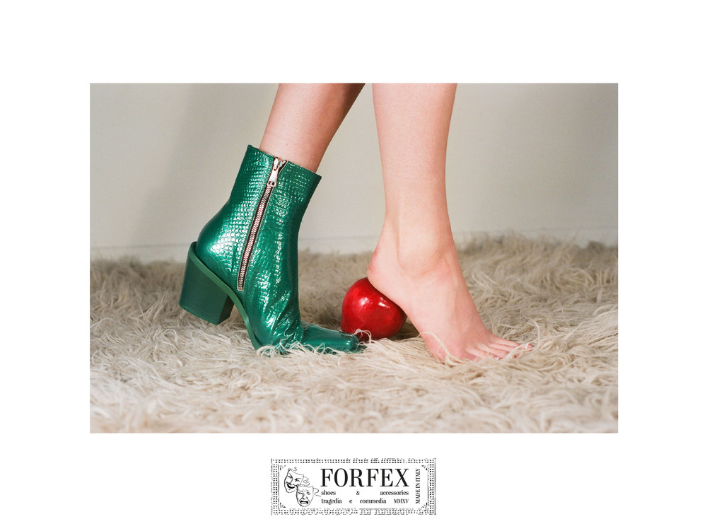 Forfex SS15 Collection  Clothing, Shoes, & Accesories designed by  Giovanni Forbice & Haley Wollens
