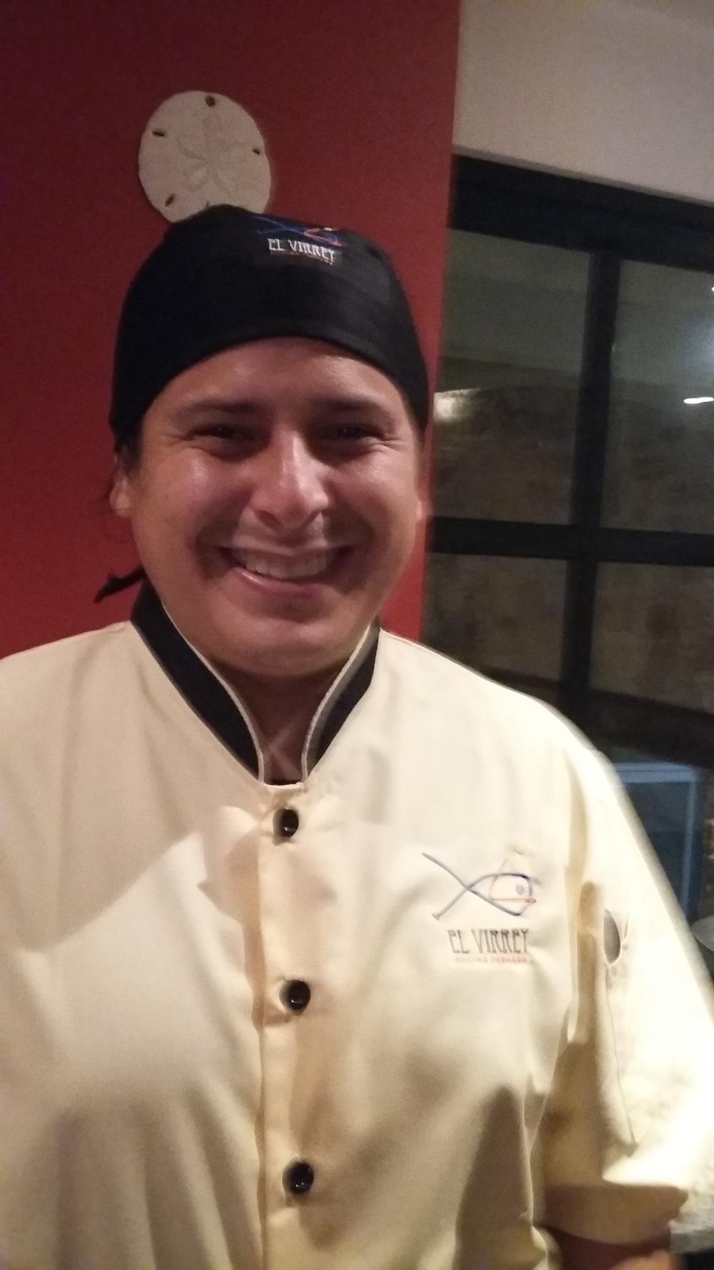 Chef Joseph Arce