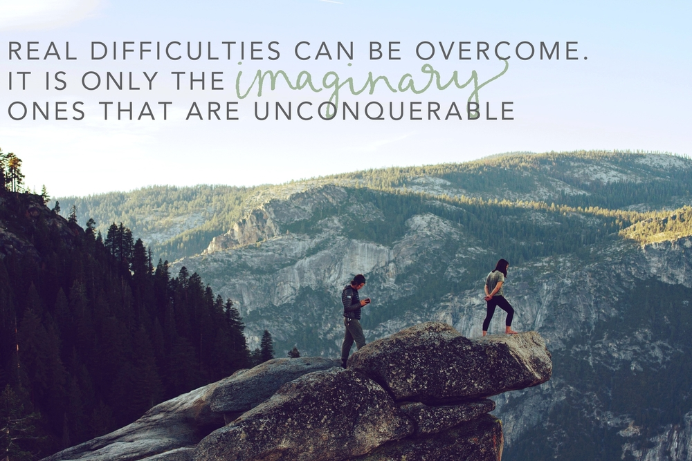 Overcoming difficulties • Adventure & the Wild