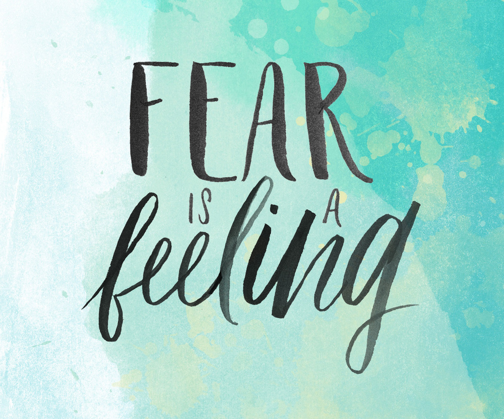 Strategies to overcome fear: #1 Fear is a feeling • Adventure & the Wild