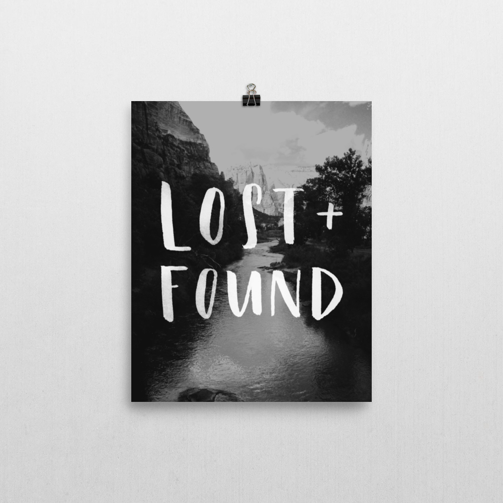 Lost+FoundPrint
