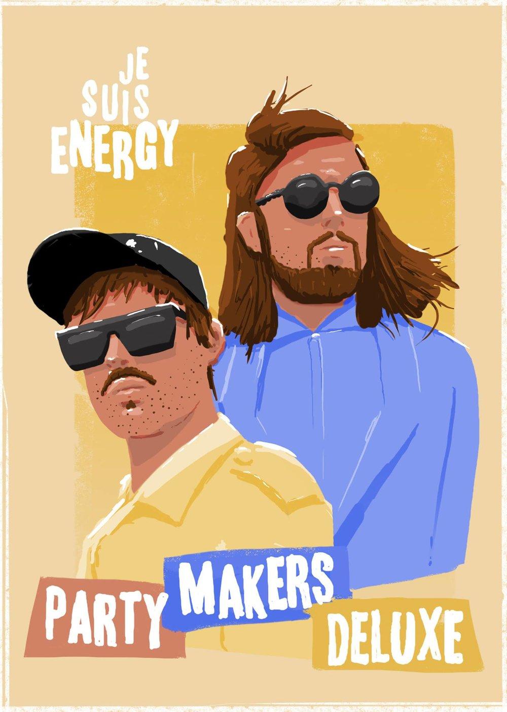Optyfen nou hoor! #ENERGY