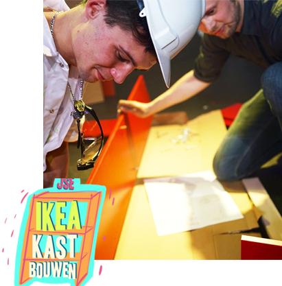 Ikea Kast Bouwen