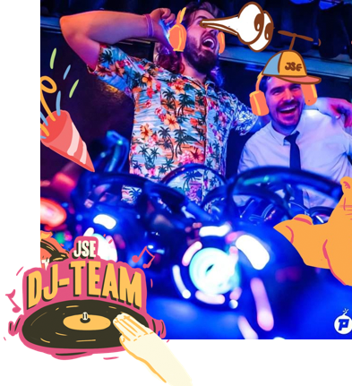 Je Suis Energy DJ-team