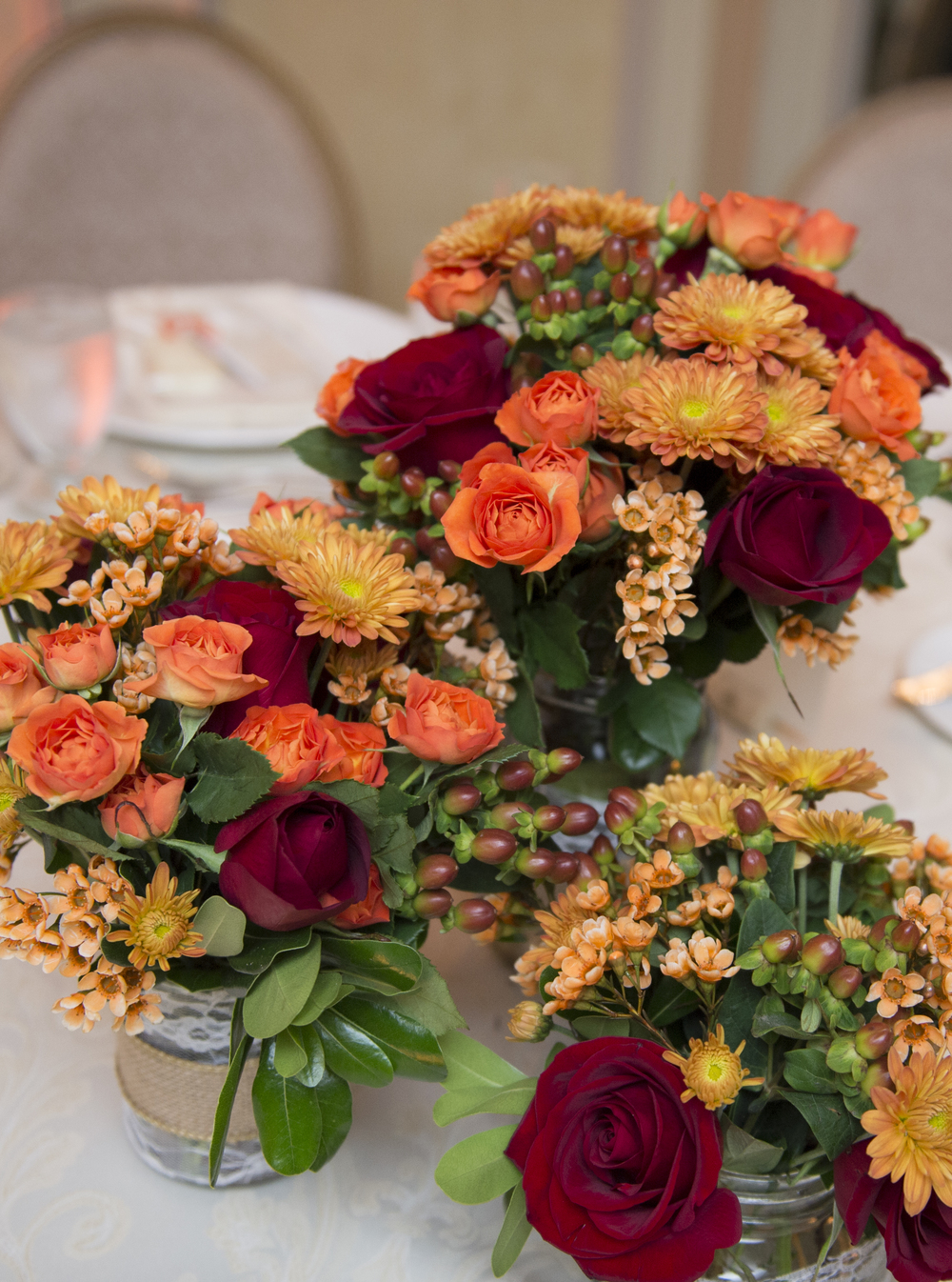 Sunset Harvest Romance J Amp M Floral And Event
