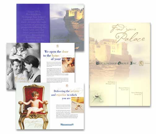 Buckingham Mortgage Sales Brochure
