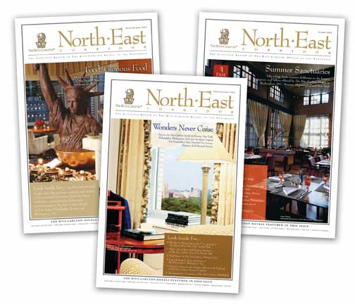 The Ritz-Carlton Hotels, Northeast Corridor Newsletter
