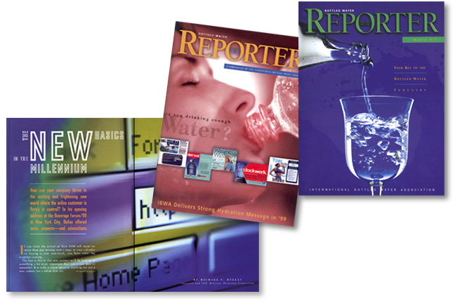 International Bottled Water Assoc. Magazine & Media Kit
