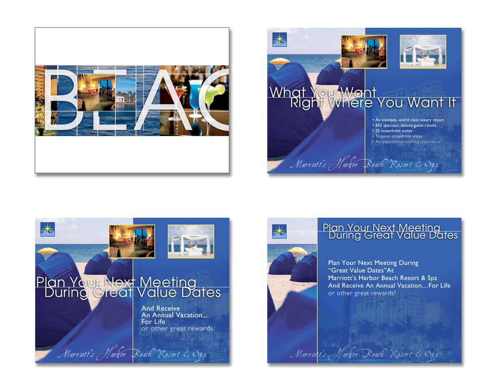 Marriott Harbor Beach Resort & Spa Flash Presentation