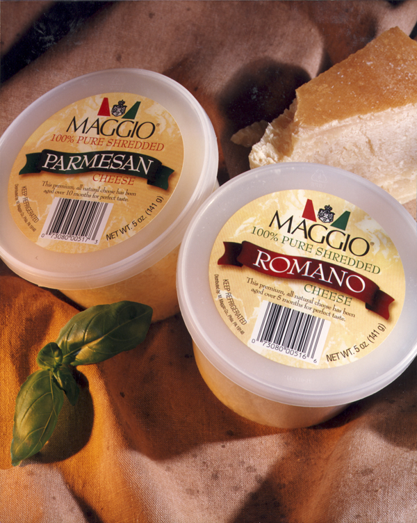 Maggio Cheese Packaging