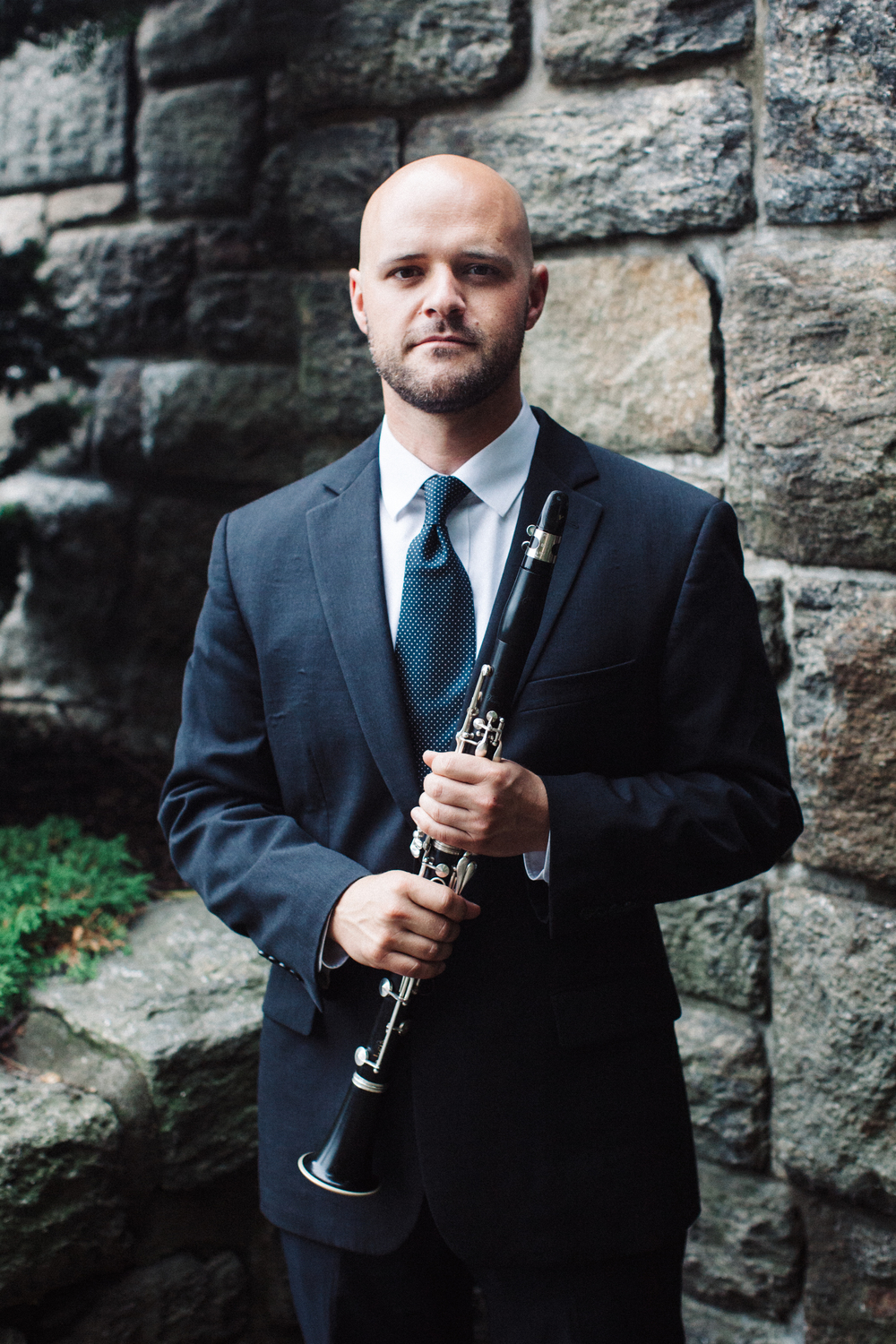 Bill Kalinkos, clarinet