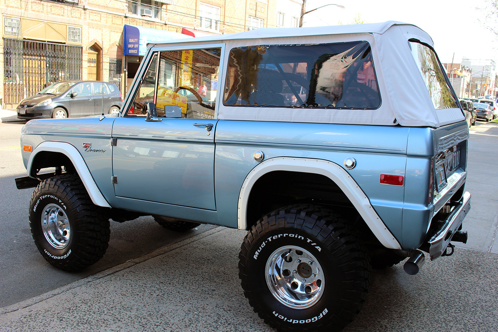 Late 1960's Model Ford Bronco