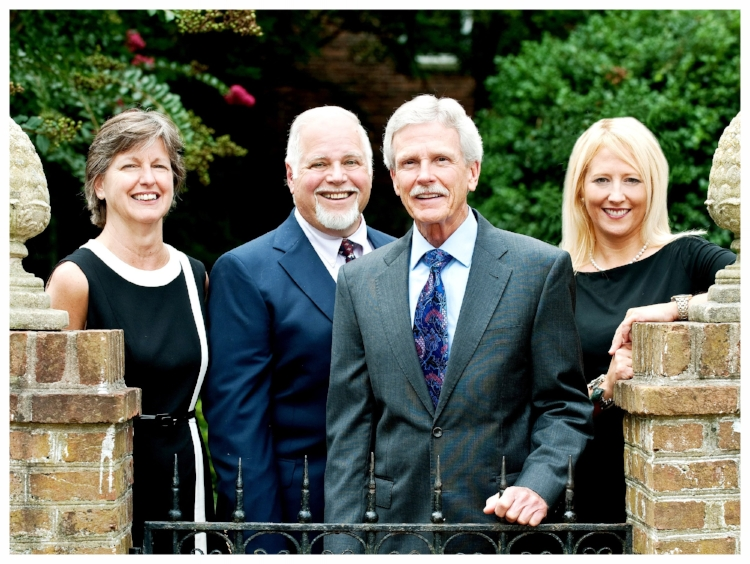 Full-time Staff Members: Robbin Hill, Michael Morris, Buck Duncan and Heather Pickens