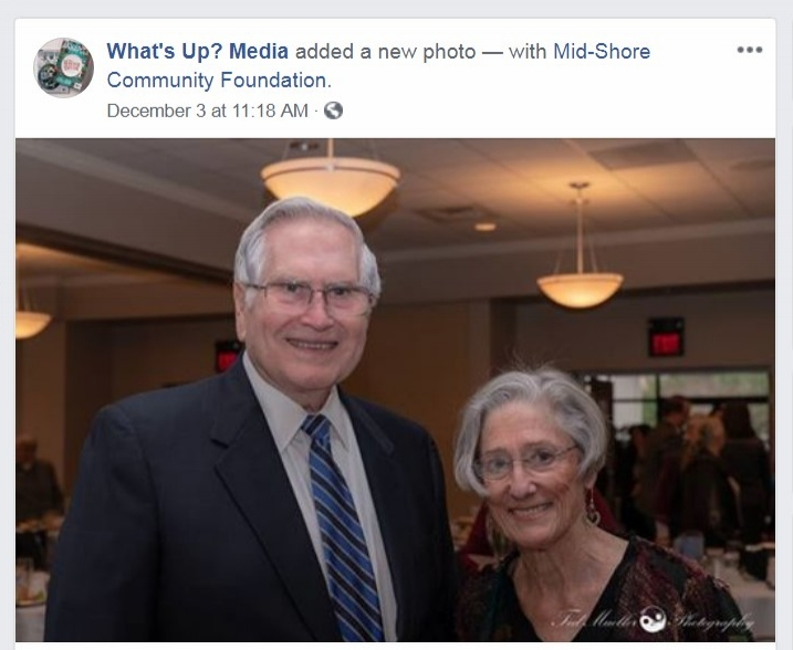 Guests enjoyed the Mid-Shore Community Foundation's . . .