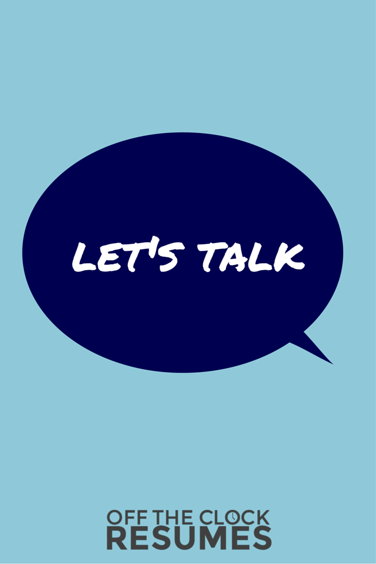 Let's Talk: How To Improve Your Active Listening At Work | Off The Clock Resumes