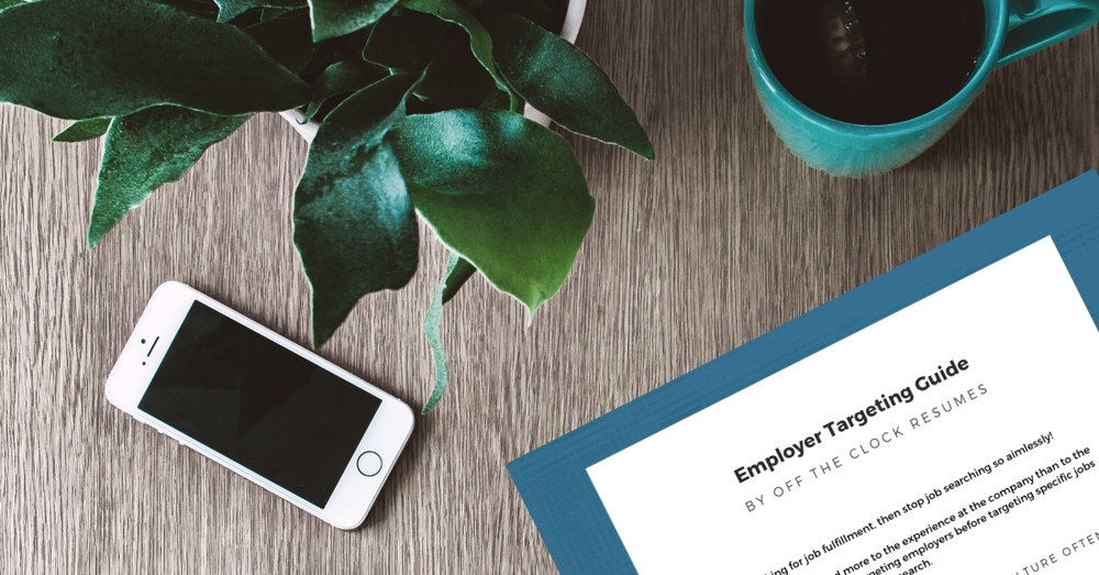 Employer Targeting Guide