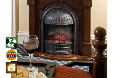 Fireplace King #9