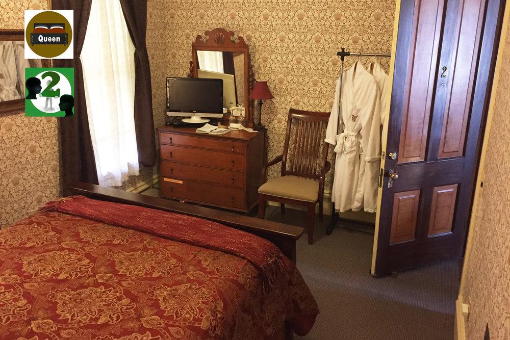 Queen Room #2