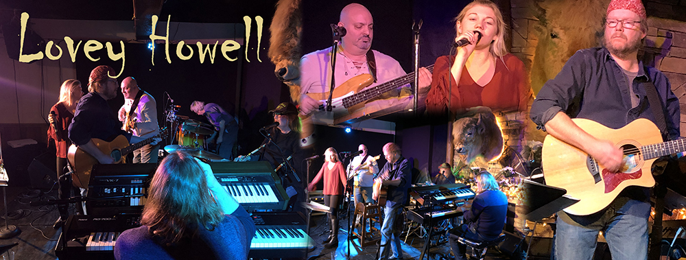 SOme of the best classic rock you'll hear at the regional level: lovey howell are among S&S favorites