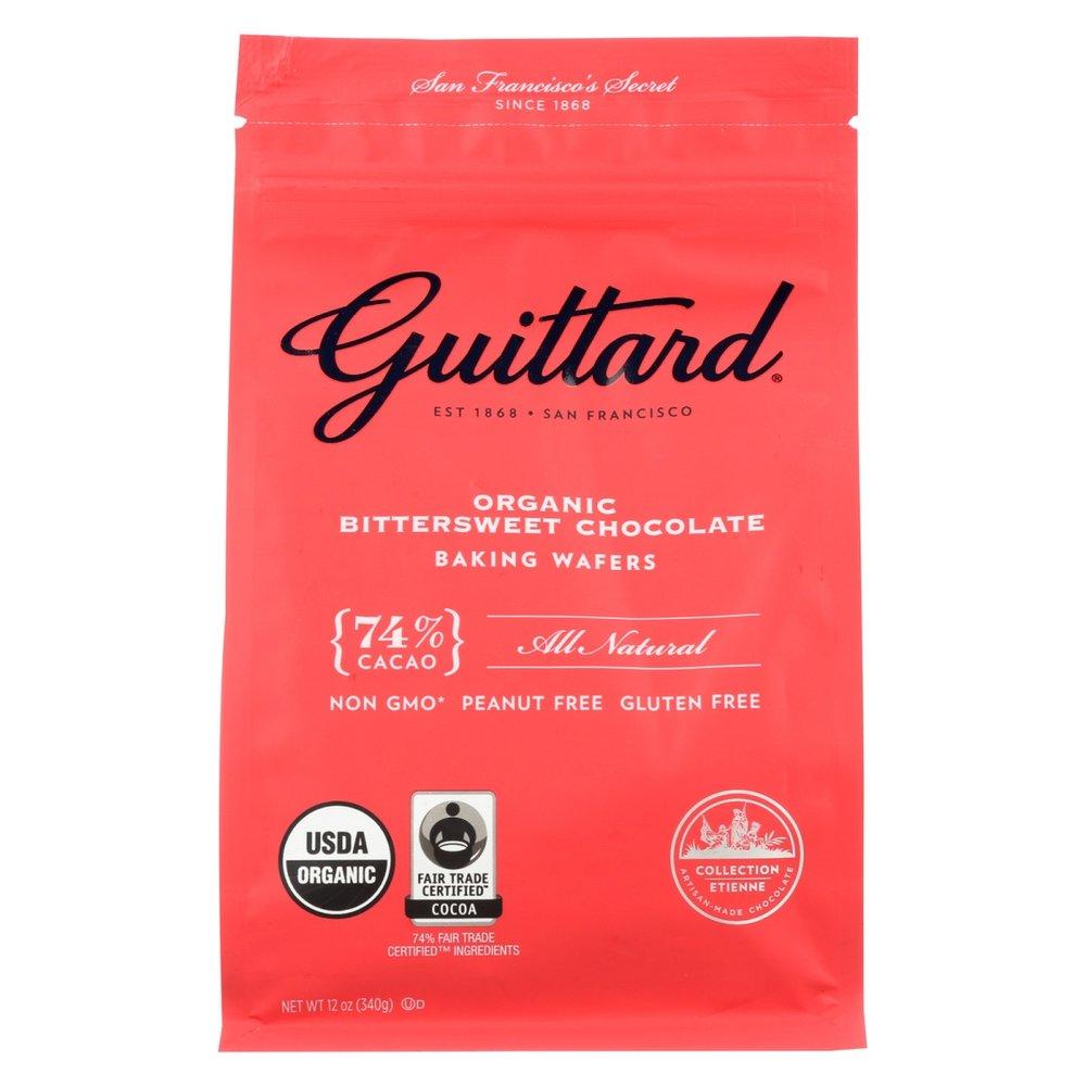 Guittard 72% Bittersweet Chocolate