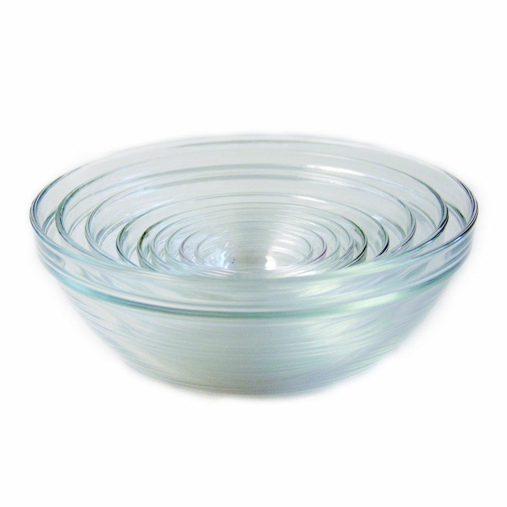 Duralex 10-Piece Bowl Set