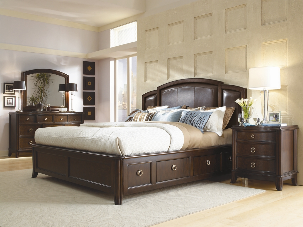 Michigan's #1 Bedroom Specialty Retailer   Master Bedrooms    Learn More