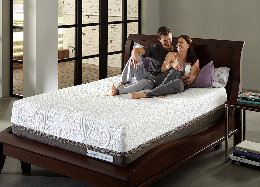 The world's first memory foam infused with MicroSupport™ gel   Get the sleep you deserve    Learn More