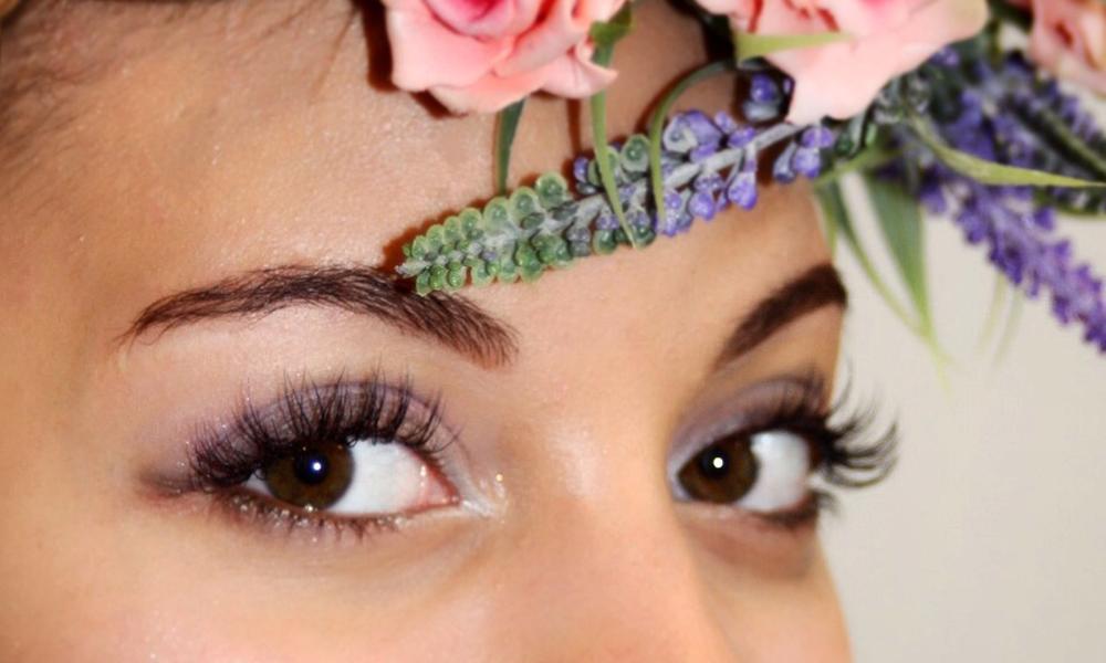 HD Eyelash extensions