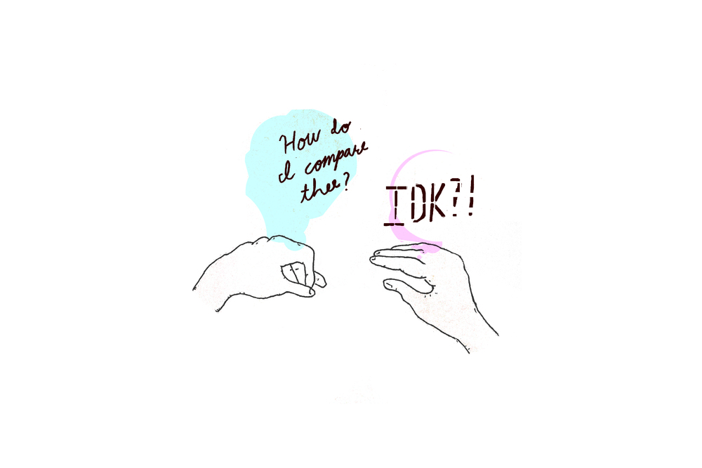 Talking With Your Fingers, 2012