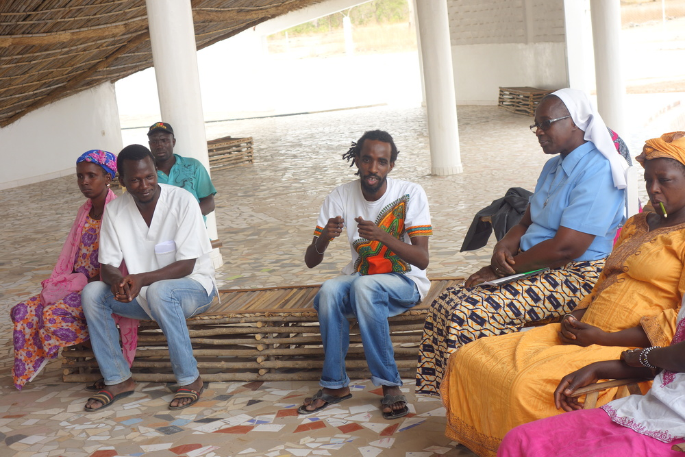 Neggadou Leading a Workshop at Thread.JPG