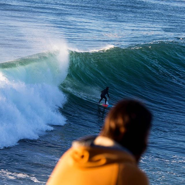 Pretty crazy meeting someone on the other side of the world and end up seeing them by chance 6 months later in the ocean on a completely different continent. Here's a shot of my friend @cristobal.a.ponce that I met surfing in Lombok, Indonesia on a fun one at Punta de Lobos. . . #chile #pichilemu #surfing #surfphotos #travelphotography #madeofocean #oceanphotography #nature #wanderlust #adventure #worldcaptures #aroundtheworld #explorechile