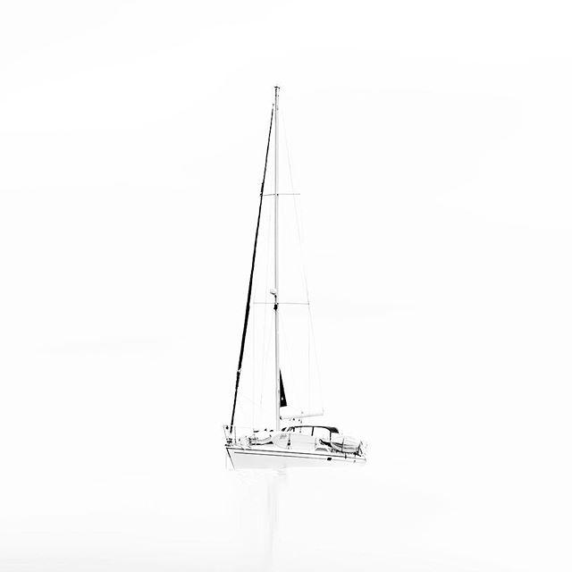 Simplicity at sea. @sbsailing . #sailing #madeofocean #canon_photos #canonusa #wanderlust #splwaterhousing #sbsc