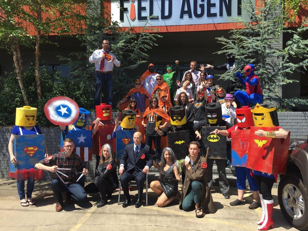 Field Agent's Super Day