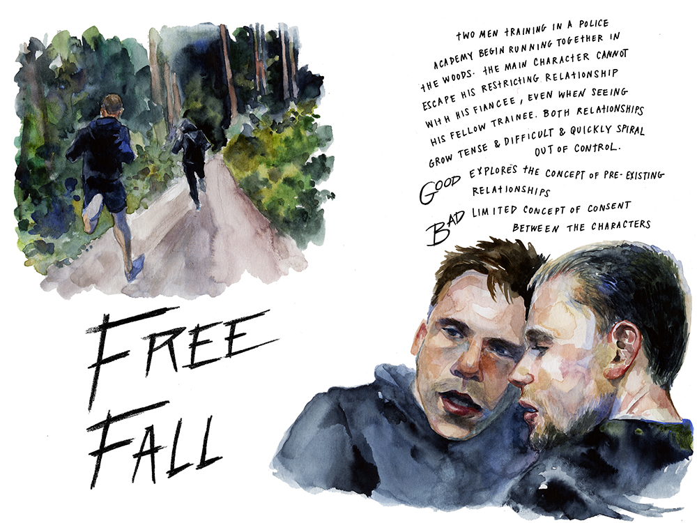 """Free Fall"" (from FILM)"