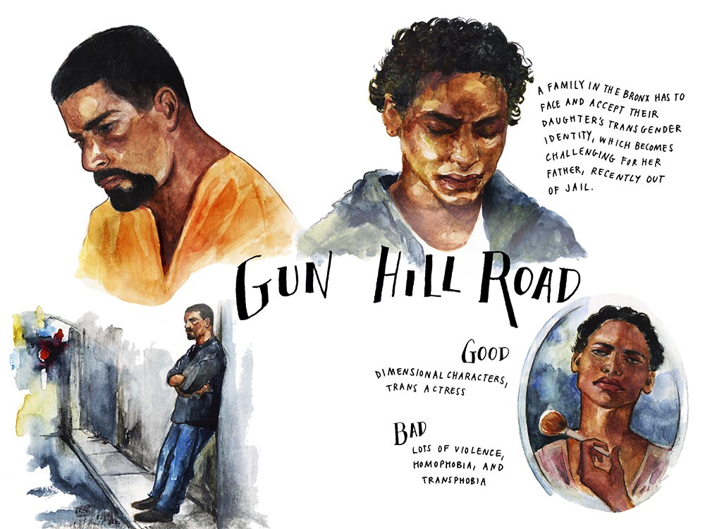 """Gun Hill Road"" (from FILM)"