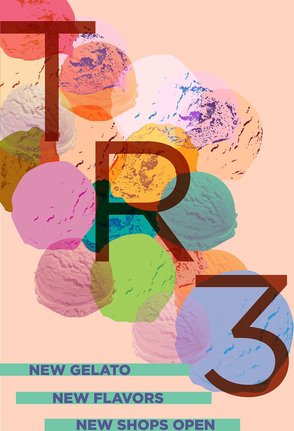Poster: TR3 Gelato