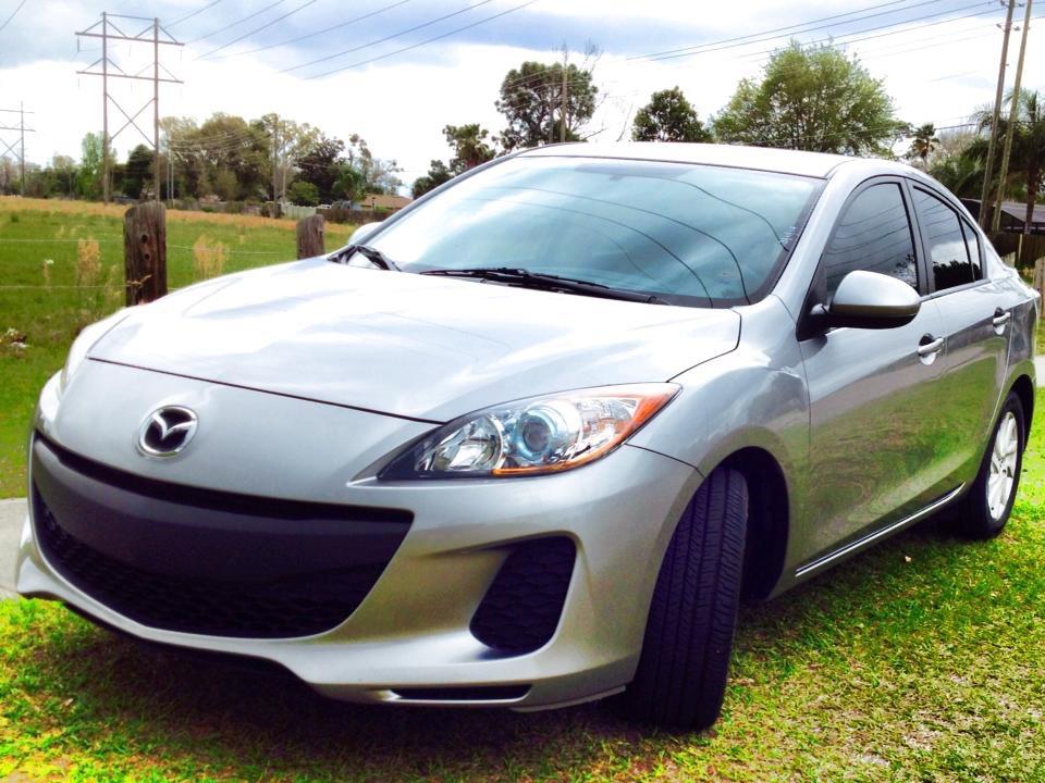 """2012 Mazda 3 """"Silver Fox"""""""