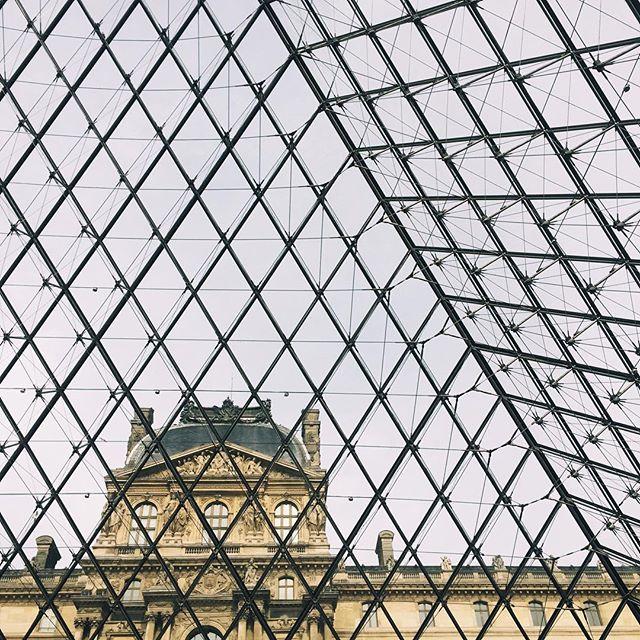 #paris #france #louvre #vsco #vscocam #vscofilm