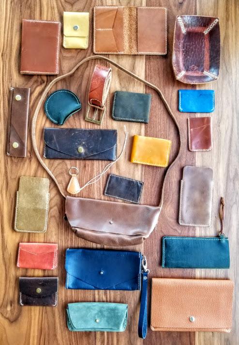 Handmade American Leather Goods