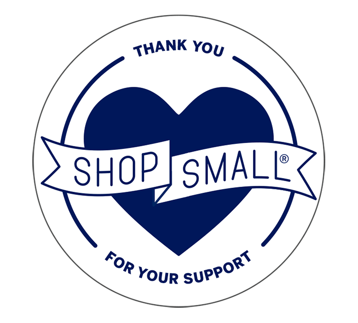 - Remember to use the #ShopSmall and #SmallBizSat hashtags in your social media posts!