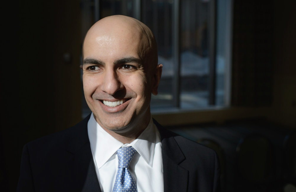 Neel Kashkari on Wednesday launched an effort at the Federal Reserve Bank of Minneapolis to tackle racial and economic disparities, a problem that's worse in Minnesota than four out of five states and is a top talking point at Minneapolis City Hall and the State Capitol. Despite the persistent economic vitality of the state, the difference in median income between whites and blacks is $30,000, ranking Minnesota 41st in the nation, Kashkari  told an audience at the Minneapolis Urban League . Minnesota ranks 40th in that same gap for unemployment, 40th for student test scores and 42nd for differences in high school graduation rates.  Startribune