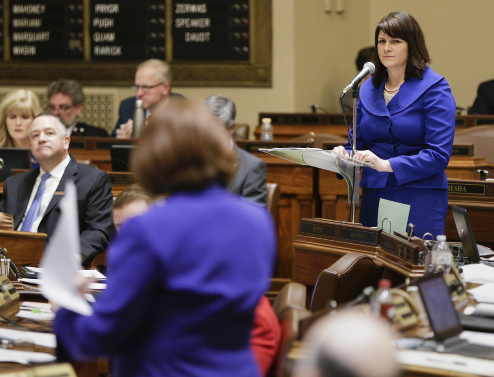 The House adopted its rules on Thursday after a fiery debate.