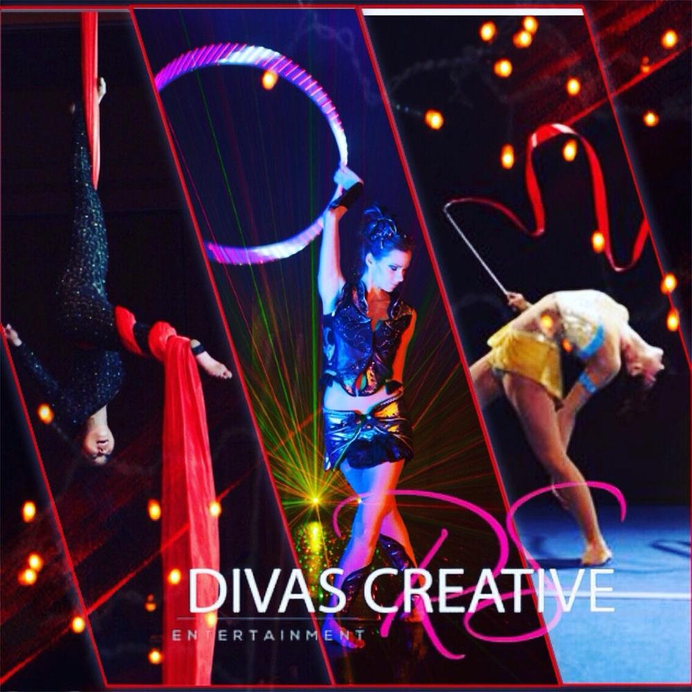 Circus carnival theme.