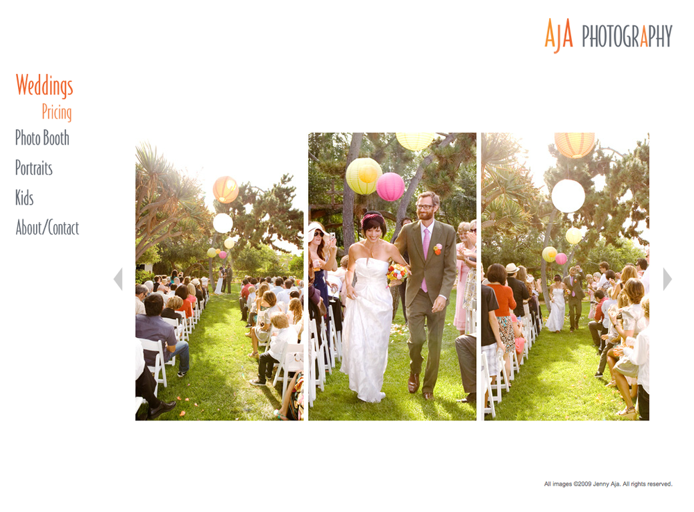 Aja Wedding Photography