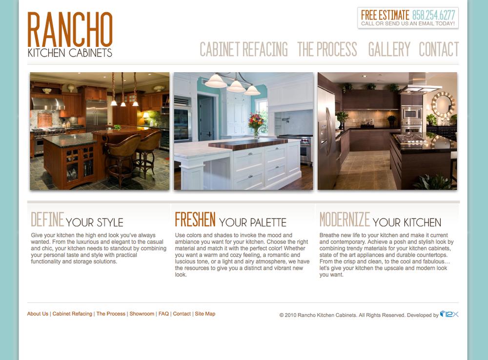Rancho Kitchen Cabinets