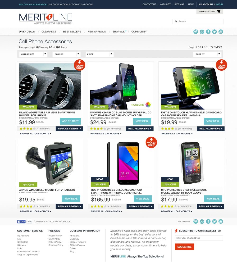 Meritline.com